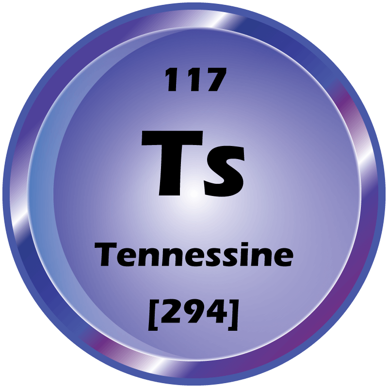 On The Periodic Table Element 117