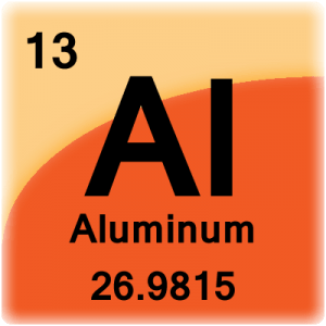 Aluminum Facts - Atomic Number 13 or Al