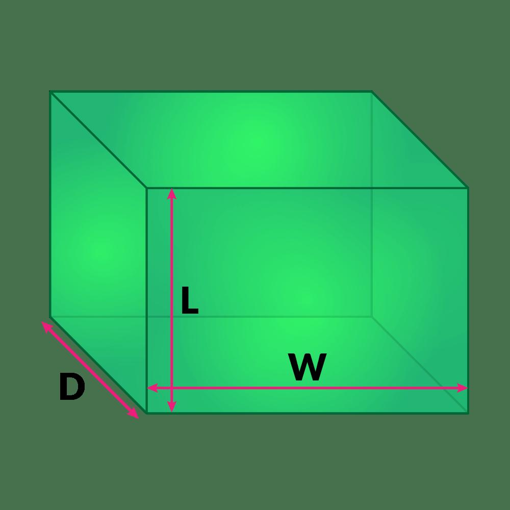 medium resolution of Surface Area Formulas and Volume Formulas of 3D Shapes