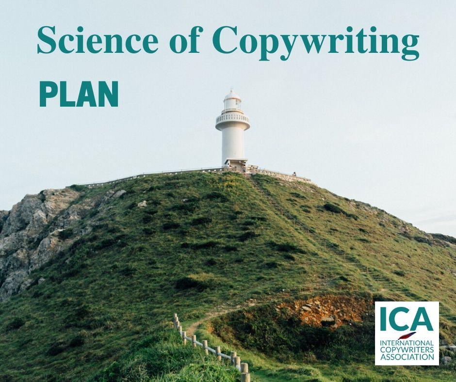 The Plan Part 1 [Copywriting Guide]