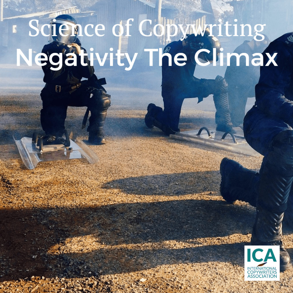 How To Use Negativity In Your Copy Part 3 [Copywriting Knowhow]
