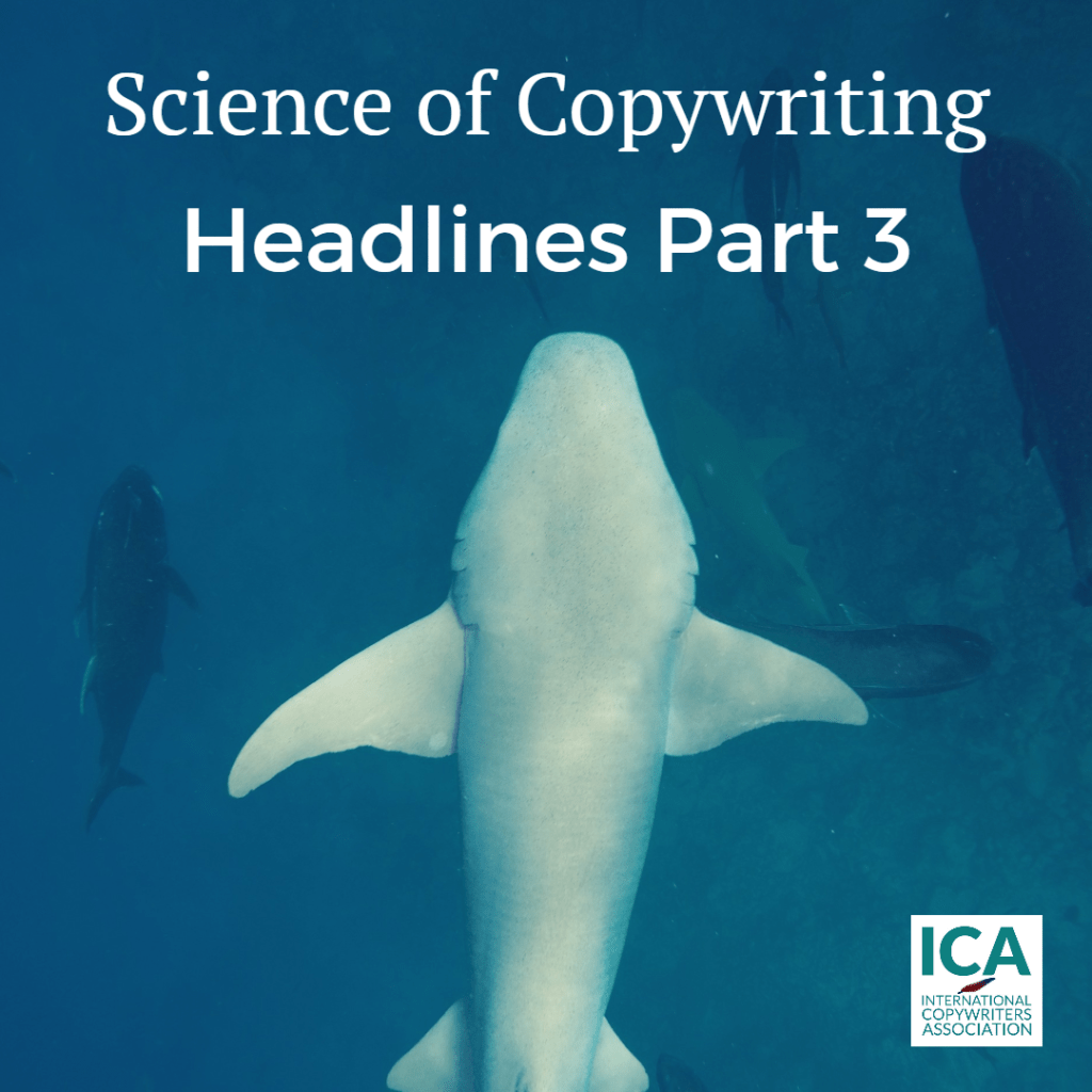How To Write Effective Headlines Part 3 [Copywriting Mini Guides]