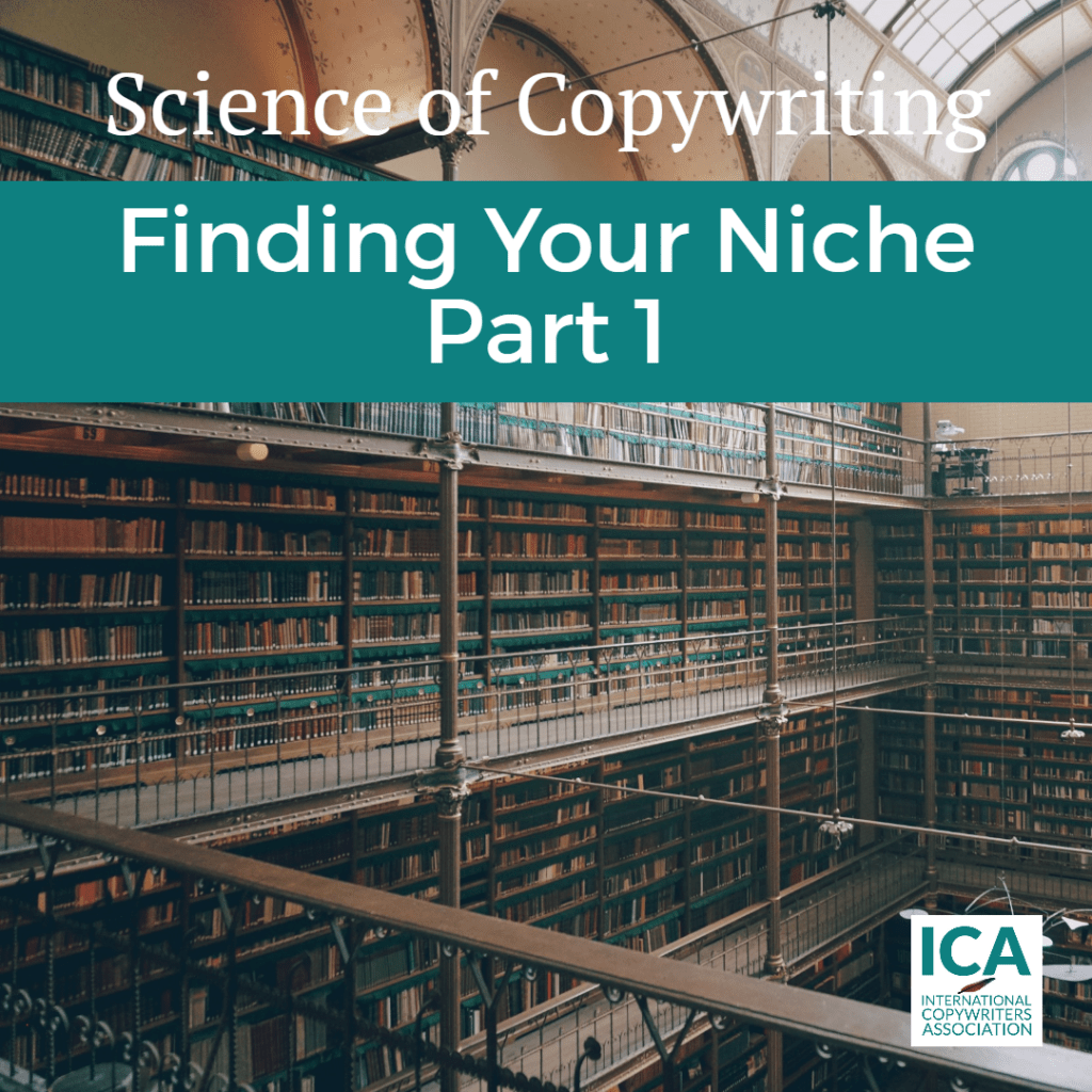 How To Find Your Niche Or Passion When You Don't Have One Part 1 [Copywriting Know-how]