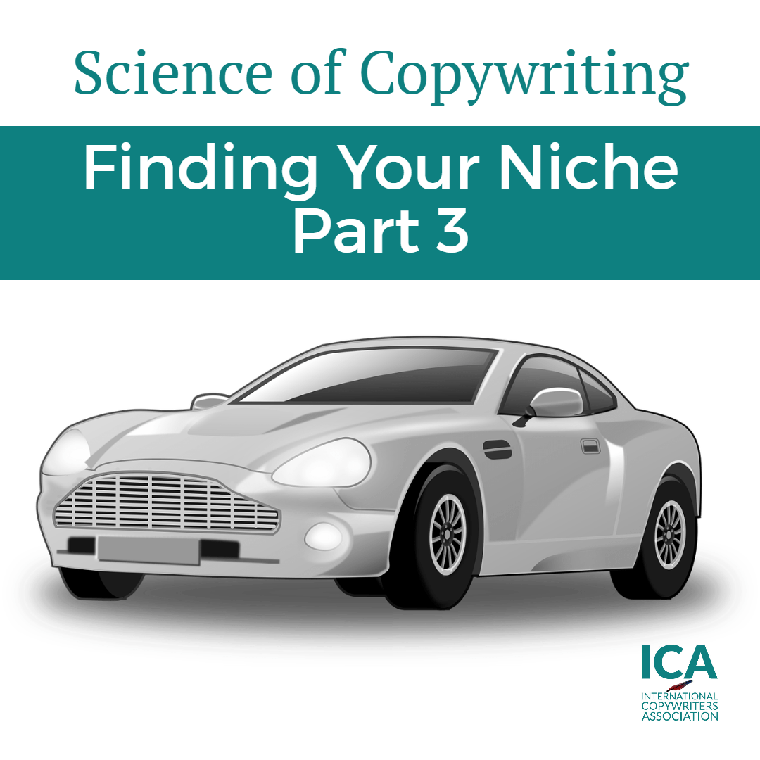 How To Find Your Niche Or Passion When You Don't Have One - Part 3 [Copywriting Know-how]