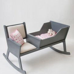 Baby Sleeping Chair Re Sling Patio Chairs Rocking And Swinging Babies To Sleep In Thailand The Rest Of Rockid Modern