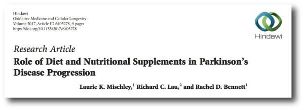 Parkinson Nutrition - Ftempo