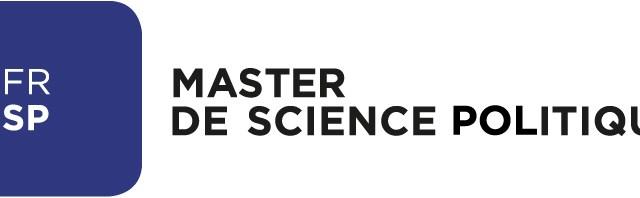 Cinq parcours de master en science politique seront ouverts à la rentrée 2020