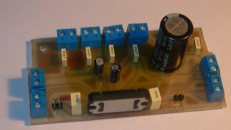 Diy 4x22w Car Audio Amplifier Based On Tda7384 Do It Easy With