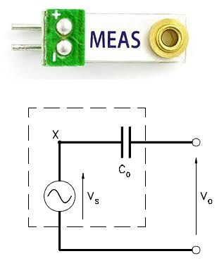 piezo vibration sensor model