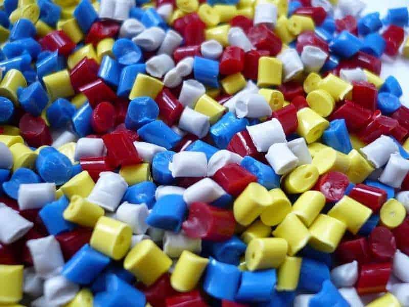 PVC - acronym for polyvinyl chloride