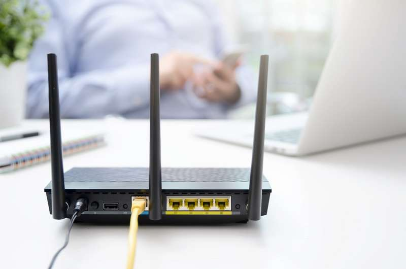 fast router