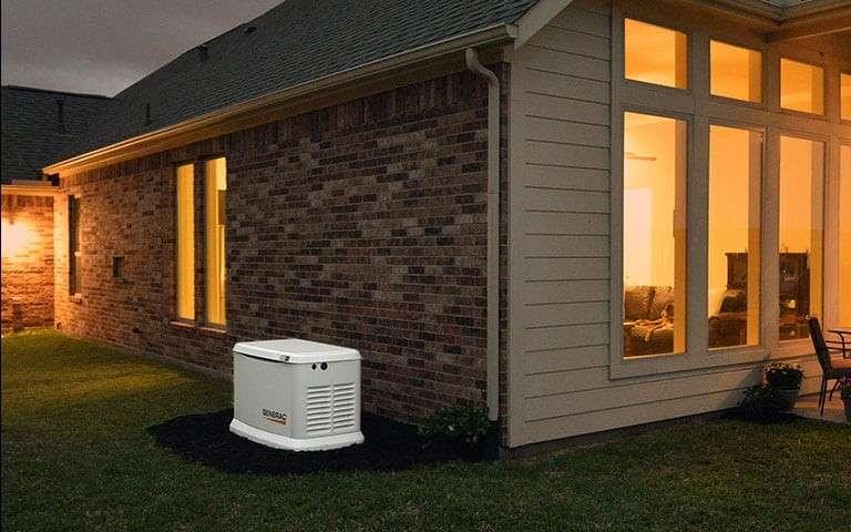 standby electric generator