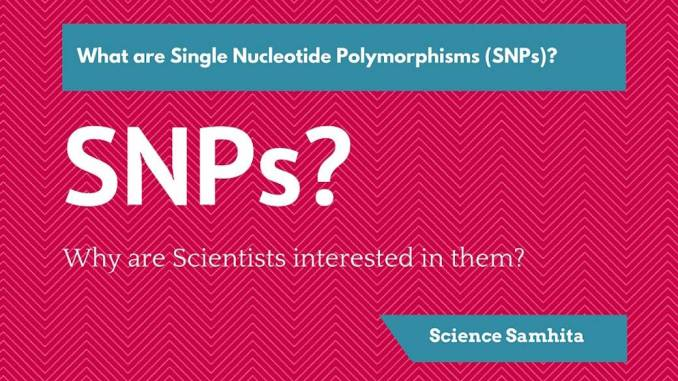 single-nucleotide-polymorphisms