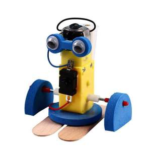 DIY Electric Walking Robot