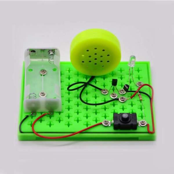 DIY Fire Alarm Model