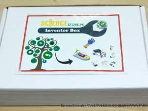 Inventor box