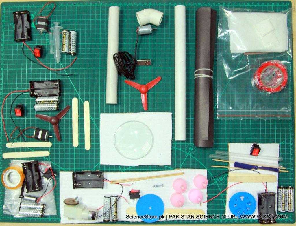 Be A Maker STEM Kit 1.0