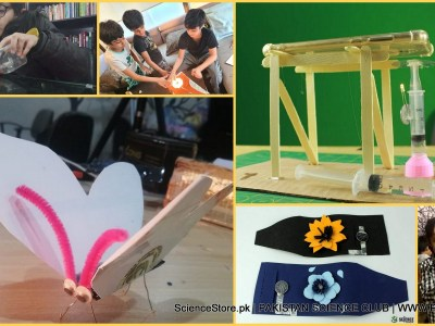 Top 8 Science Projects that Kids can do at home