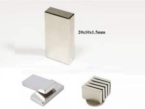 Neodymium Magnet 20X10x1.5