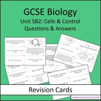 Screenshots of the Edexcel Biology SB2 resource