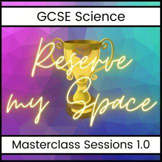 Reserve my space MC 1