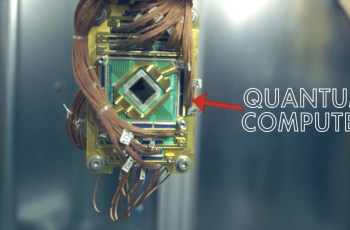 quantum computer. sciencetreat.com