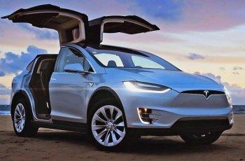 Tesla self driving car. sciencetreat.com