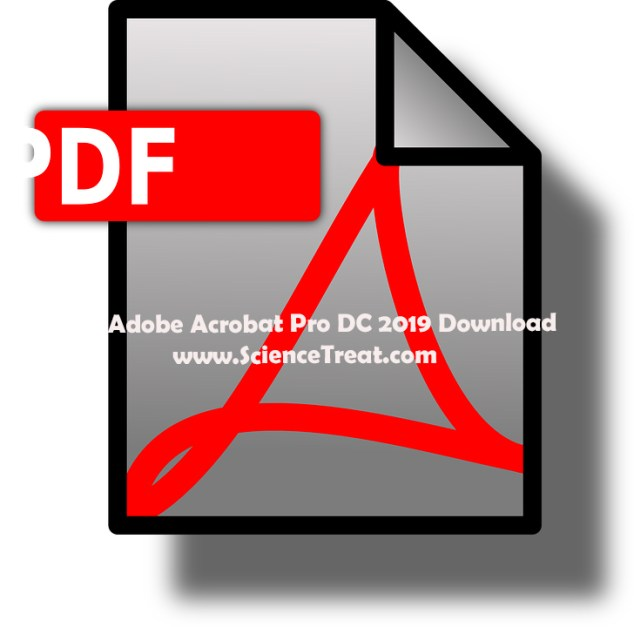 adobe acrobat pro dc 2019. sciencetreat.com