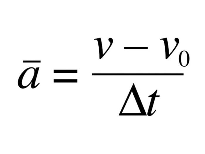 The Acceleration Formula (Equation) In Physics: How To Use