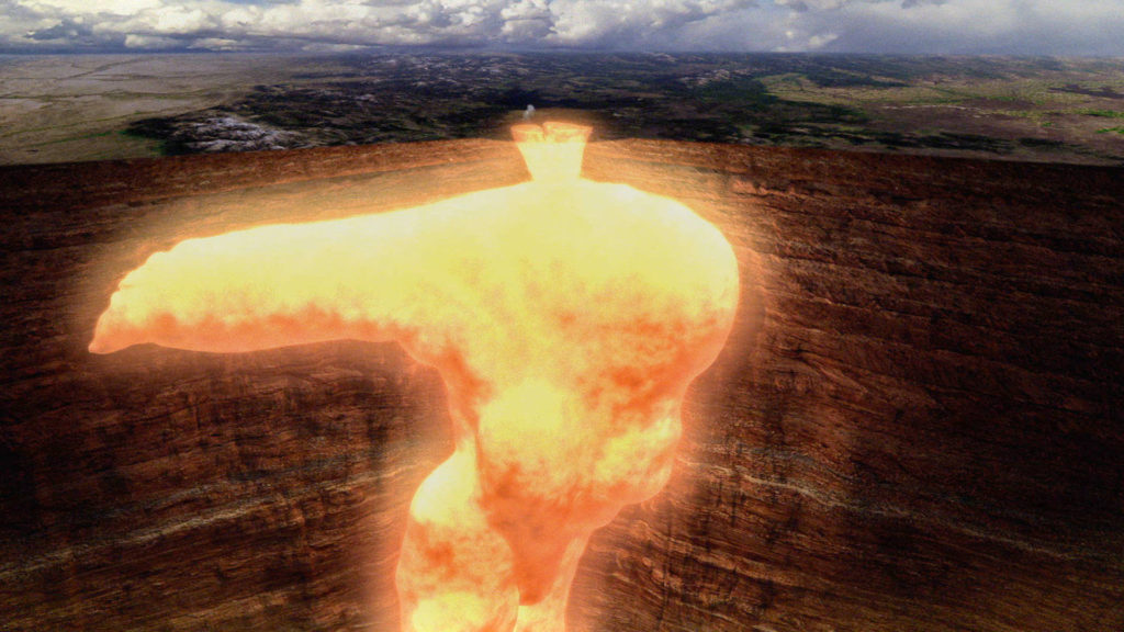 Hawaii S Kilauea Volcano Was Nothing Compared To