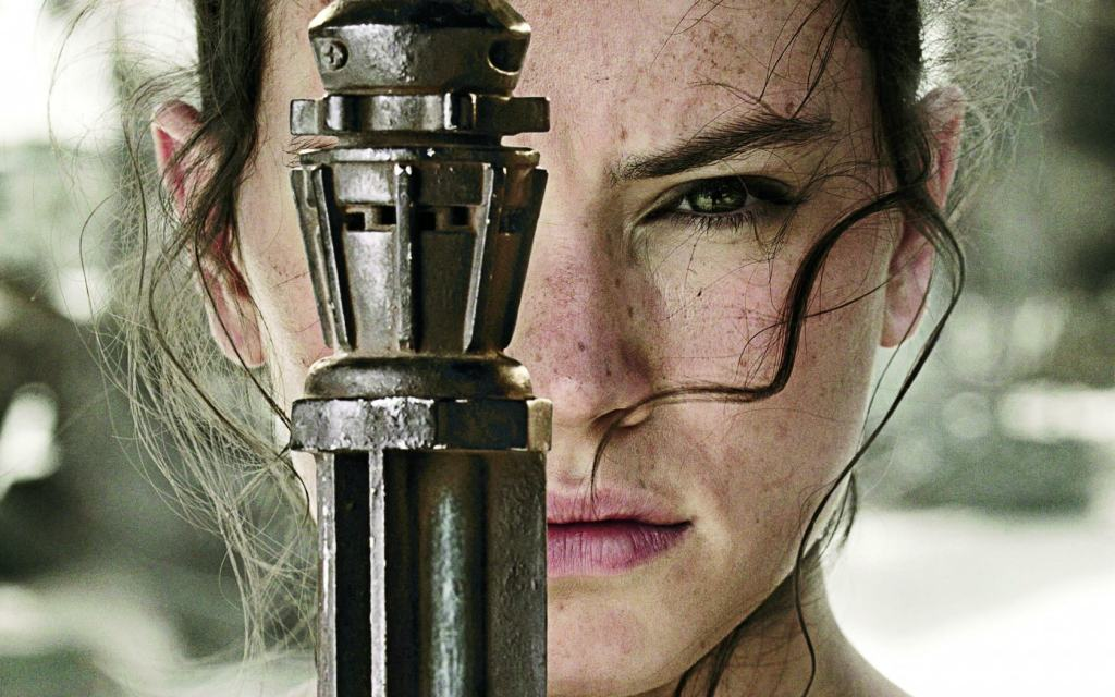 Girl Power and Star Wars