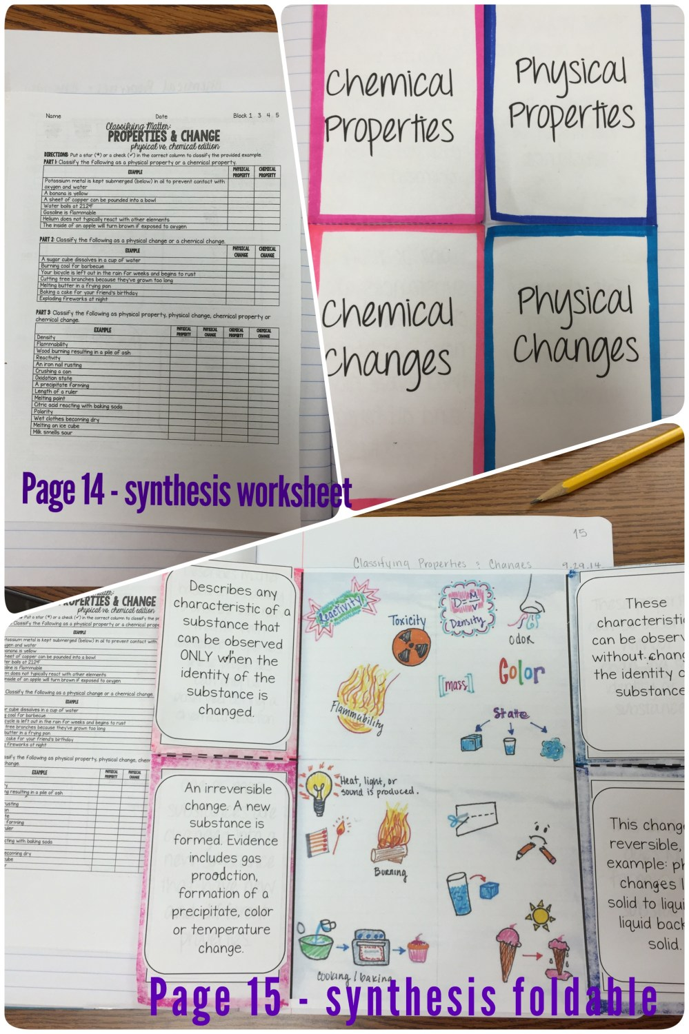 medium resolution of foldable – Science with Mrs. Barton