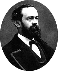 Photograph of Henry Draper.