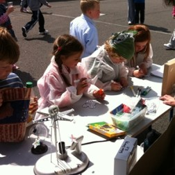 Science Fun in the Sun