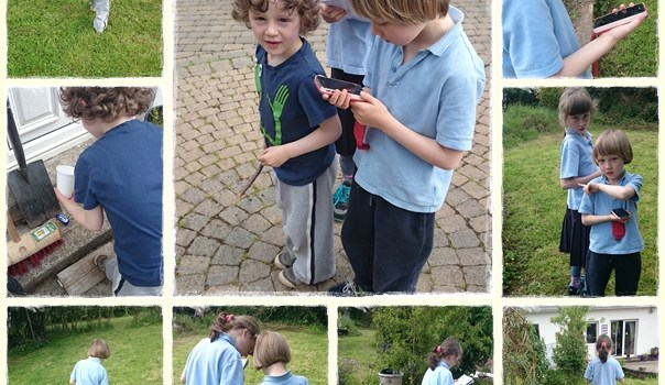 Fun Friday – Magnets Part 2… learning about the compass and another great game