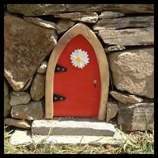 Win a lovely Fairy door from The Irish Fairy Door Company