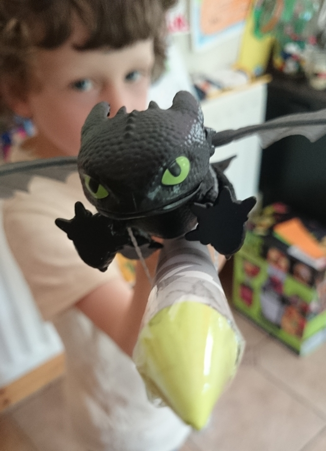 toothless catapult