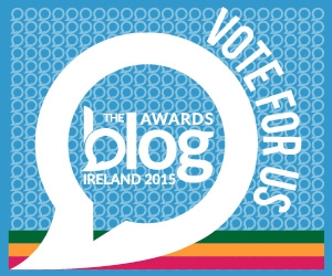 Voting in the Blog Awards Ireland 2015 – a post with a plea!