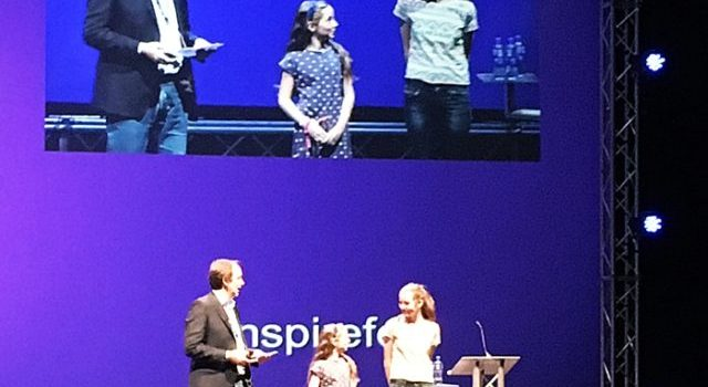 Inspirefest 2016 – inspiration from the cradle up!