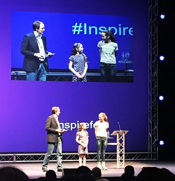 Inspirefest - intel - wearable tech