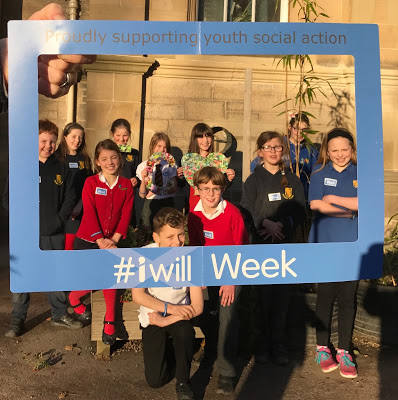 Eco Reps #iwill week