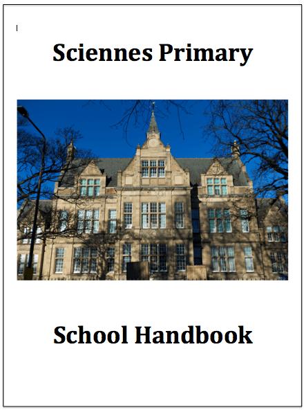 Sciennes-Primary-School-Handbook