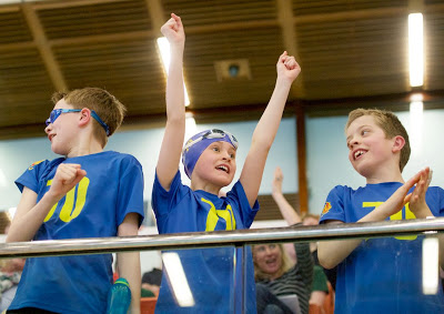 Edinburgh Primary Schools Swimming and Diving 2016
