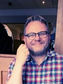 Andrew Hunter Headteacher Sciennes