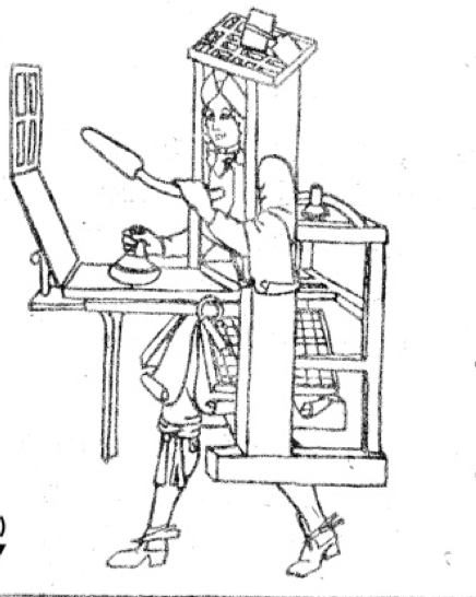 The Printing Press during the Scientific Enlightenment