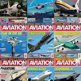 scientificmagazines Aviation-News-2018-Full-Year Aviation News - 2018 Full Year Issues Collection Aviation Full Year Collection Magazines  Aviation News
