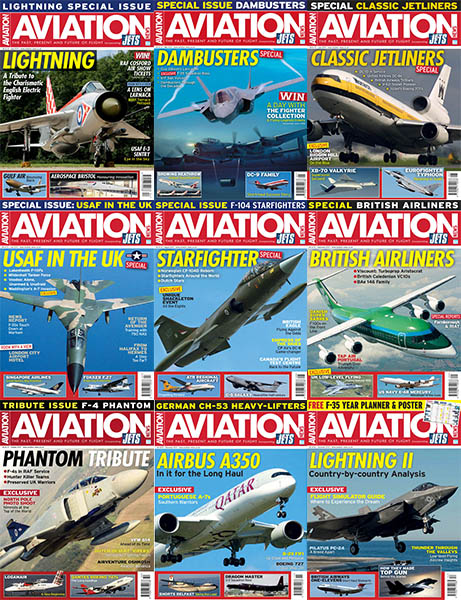 Aviation-News-2018-Full-Year Aviation News - 2018 Full Year Issues Collection