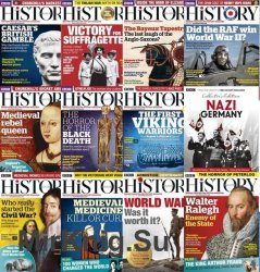 BBC-History-UK-2018-Full-Year-Issues-Collection BBC History Magazine UK - 2018 Full Year Issues Collection