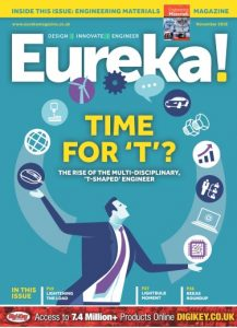 download Eureka Magazine - November 2018
