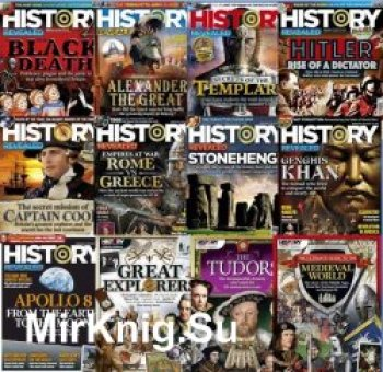 History-Revealed-2018-Full-Year-Issues-Collection History Revealed - 2018 Full Year Issues Collection